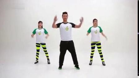 我在最新小苹果广场舞教学视频分解慢动作截了一段小视频