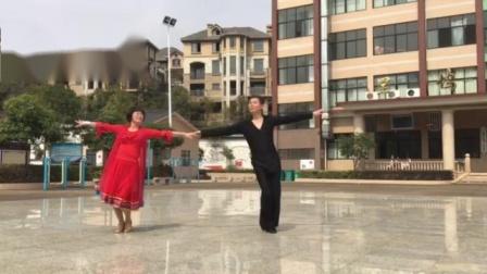 休?#26032;?#24052; ¡¶冰糖葫芦¡· 义乌 广场交谊舞