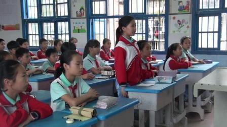 六年级语文口语交际《品位成长》优秀教学视频
