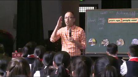 六年级英语观摩课《Money Money Money》教学视频+讲座:再谈教学资源的有效使用-北京海淀外国语学校小学部教学主任主维山