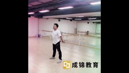 教師招聘面試體育學員武術技能展示丨江西成錦教育