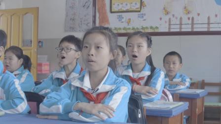 桦甸市永吉小学庆祝祖国七十华诞校园快闪(清)