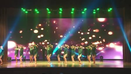 2019新乡职业技术学院体育舞蹈专业第二届毕业晚会暨第八期专业课考试