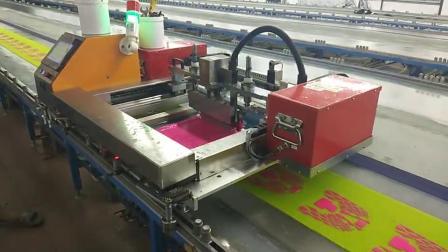 臺板印花機 鞋材厚板印刷可直接到工廠看機打版