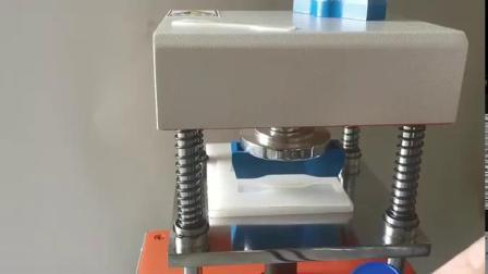 君晓天云(橡胶冲片机)防水卷材试样哑铃裁刀裁切机手动电动液压