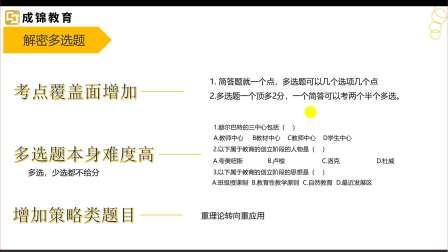 2020江西教師招聘考試大綱變化