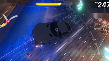 狂野飙车9:警用装甲车居然可以甩尾拉烟,估计是个老司机了吧