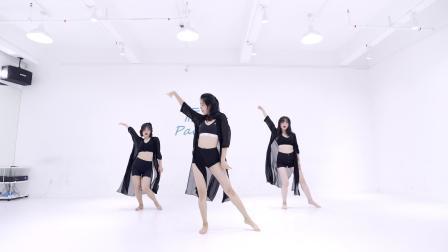 派澜舞蹈视频 美女爵士舞痒