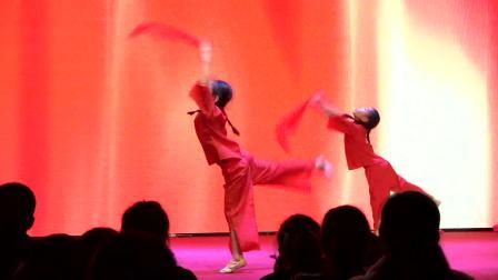 红舞裙艺术学校2020年春节晚会