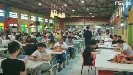 深圳富士康科技集团龙华科技园饭堂