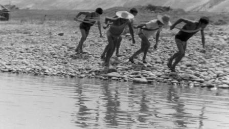 20世纪末叶射洪影像第二集:纤夫