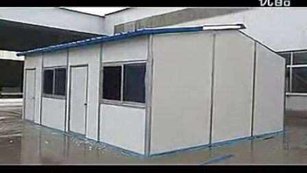 武汉彩钢板活动房多少钱一平方 价格是多少