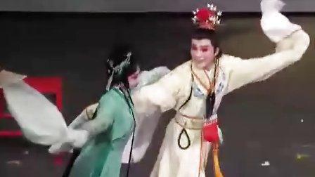 昆曲《红楼梦》上本 汇报演出 10 宝黛读西厢 严