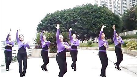 路灯下的小姑娘广场舞 开云广场舞 路灯下的小姑娘 含分解动作