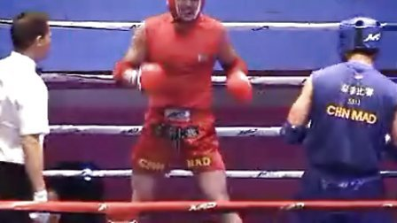 2011年第四届全国泰拳比赛