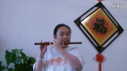 笛童韵:笛子独奏《快乐的小笛手》