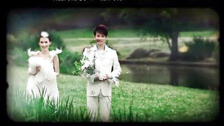 欢乐时光唯美婚礼开场预告视频制作浪漫温馨婚纱MV