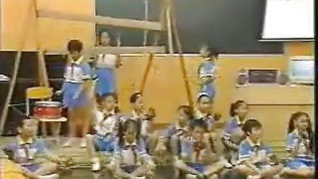 海南海口第十一小学韩颖《跳竹竿》 全国中小学音乐优质课评比暨观摩