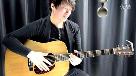 吉他入门教程:果木浪子2014版