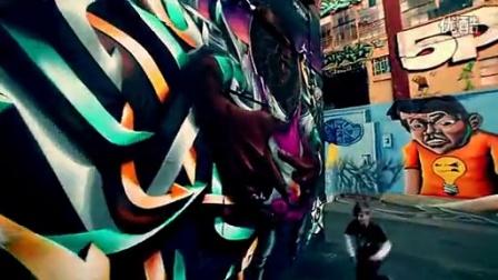 街舞涂鸦图片素材 a3