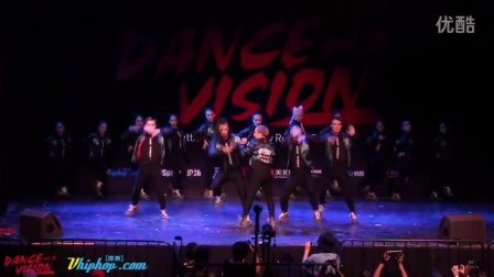 【vhiphop.com】TI Kiss My Ass- Dance Vision vol.3 齐舞比赛冠军