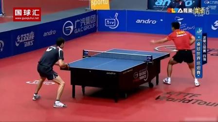【视频】张继科拧拉一击毙命,许昕拐拉冲翻对手,11月乒乓十佳球