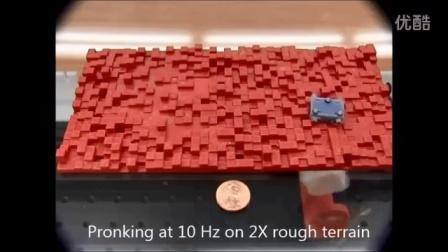 磁场驱动的小型爬虫机器人