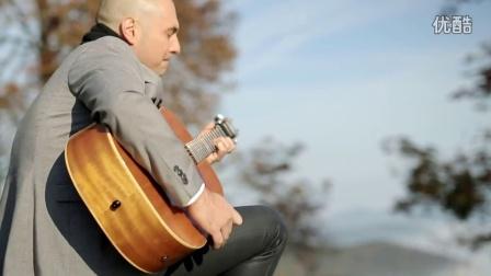 【附吉他谱址】匈牙利指弹吉他手Tom Lumen - Writing's On The Wall (Sam Smith)【HD】