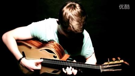 【附吉他谱址】中世纪凯尔特曲风:波兰指弹吉他手Lukasz Kapuscinski - Lady Joan【HD】
