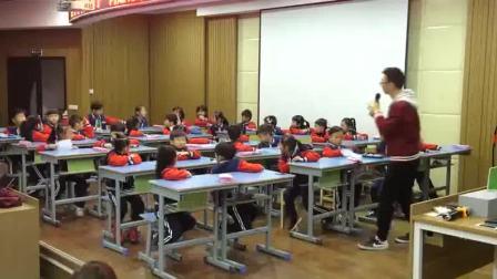 一年级《在观察中比较》参赛课堂实录-温州市瓯海区小学科学优质课评比