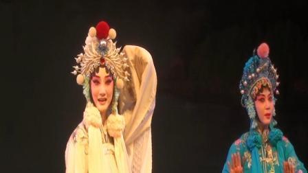 """京剧《白蛇传》第十场:""""断桥"""".窦晓璇饰白素贞,张建峰"""