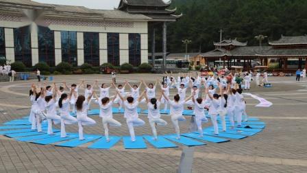 三元瑜伽 第二届国际瑜伽大会