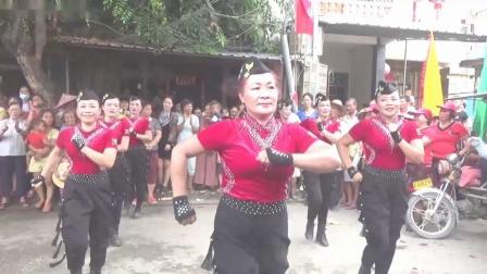 崖州港门乾隆村青龙舞队《乡间的长笛》