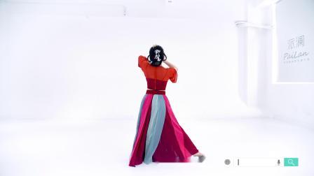 简单好学中国舞视频 舞蹈演示清明上河图