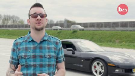 荷兰大神Bjorn Harms将C6跑车改成遥控车