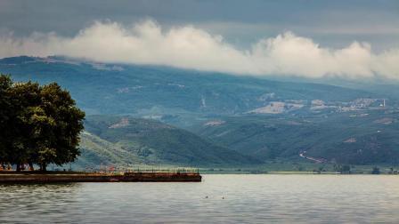 SPHJ-2119-美丽的土耳其大自然风景日出延时摄影