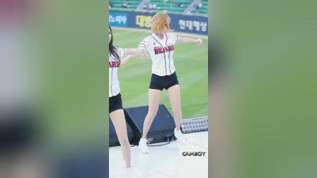 180620 韩国棒球职业联赛 啦啦队美女 서현숙 - L