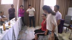 胡青耀连环锁手法调理乳腺增生视频