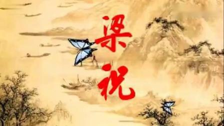 歌曲《梁祝之化蝶》二胡版纯音乐,凄美、动听极