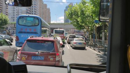 【新车速递】上海巴士四公司二车队41路公交车(S0P-0193)沪太新村→龙华VID_20180715_104130