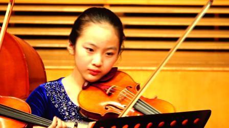 小茉莉花奖颁奖音乐会  合奏组莫扎特D大调嬉游