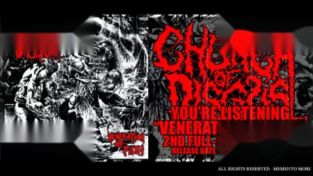 • CHURCH OF DISGUST - Veneration of Filth [Full-length Albu
