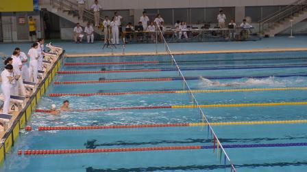 北京第15届运动会游泳比赛《13》2018-7-15视频