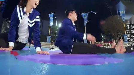 《奔跑吧2》邓超:要是被传染脚气还怎么比赛?苏炳添的回答这么幽默!