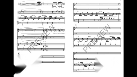 You Will Be Found SATB SAB SSA - Arranged by Mac Huff