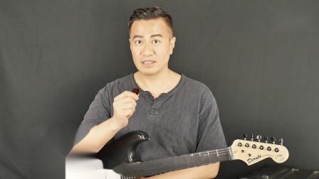 罗哲吉他教学初级前景第2课:右手Pick拿法&练教程明电实用英语v吉他1unit2图片