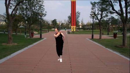 宜阳明萱广场舞 搭上你明天 健身舞