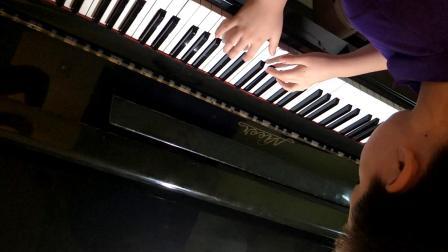 中国音乐学院九级曲目《前奏曲与赋格(平均律