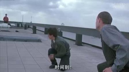 我在《我是谁》成龙动作搞笑电影截了一段小视