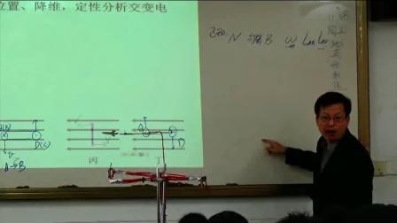 人教版高中物理选修3-2《1 交变电流》(高中物理教师参赛获奖课例教学视频)